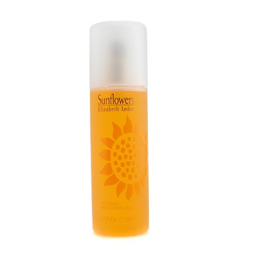 Sunflowers deospray