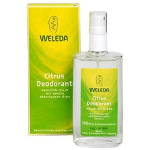 Citrusový deodorant